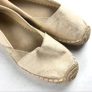 Sperry Topsider flat shoe